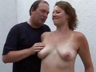 mature german whore public