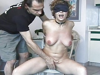 slow spanking the chick