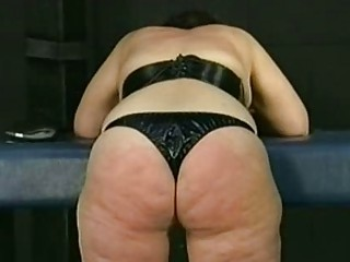 granny german nasty slave with huge bottom and