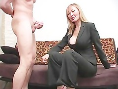 brutal femdom ball busting 08 - act 4