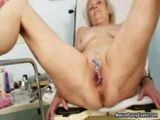 nurse abusing a woman grandma part3
