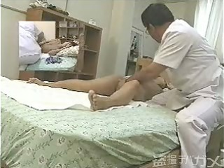 eastern  hidden cam massage part2