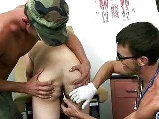 extremely impressive army guy has crazy three