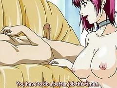 hentai mature babe drill