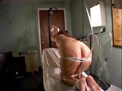 medic inside hell: painful enema, whoppers and