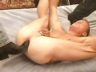 rimjob and fingering for billy mad