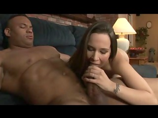 pregnant fresh woman obtains banged and creampied