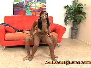 drilled nipple brown young bangs