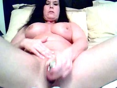 cougar with unbeliveble orgasm