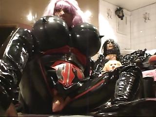 roxina large bossom rubber petite