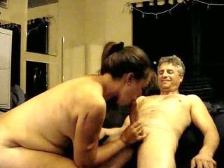 fat slut dick sucking