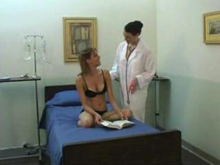 young chick and cougar dike medic