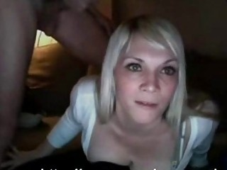 three people housewife on cam
