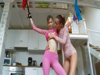 18yo german whores pleasing with toys
