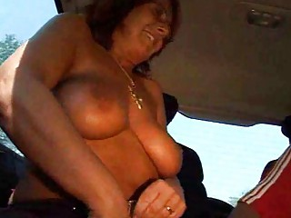 showed into the backseat pt 12