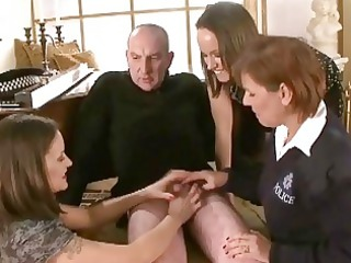 naughty sluts jerking off granny mans penelope