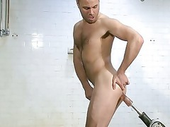 young gay guy gets his asshole toyed