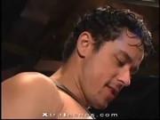 Muscled latino hunks francois sagat and rafael
