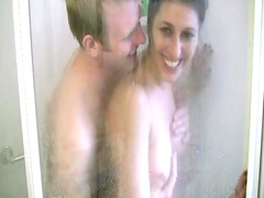 homemade tub sex with my housewife