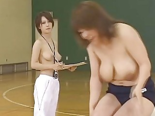 japanese sweetheart is a sporty gal who enjoys