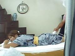 amateur lady home massage part 1