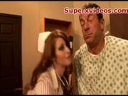 Hot nurse oral sex