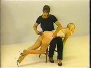 katies hardest spanking