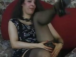 hirsute german vagina