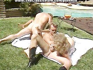 Swinger couples fucking outdoor