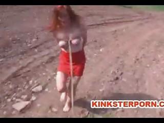 milf bdsm slave catherine de sade is public