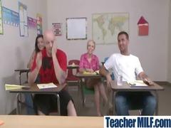 babes giant tits teachers obtain banged clip-16