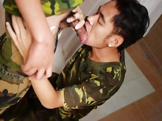 military piss break part 1