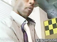 brown man blaine everett getting his ass spanked