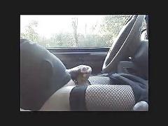 slutty car drive - im auto geil geworden