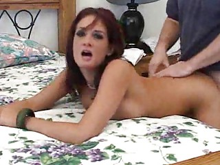 redhaired housewives inside heat