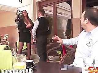 emma arse gang-banging hot woman at saboom