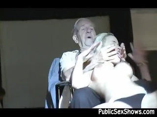 desperate stripper does nasty dance for you