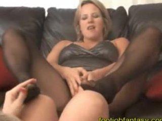 feet like rubbing stockings homosexual women