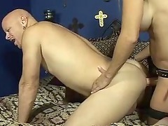 the violation of my boyfriends anal 02