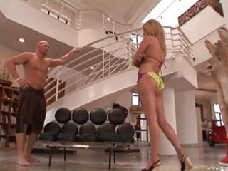 albino angel inside underwear acquires slammed by