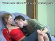 Family sex mom and son - HornBunny.com