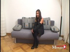scholar pussy xenia 22 gang-banged at casting