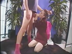 mature babe ginger bottom fuck point of view