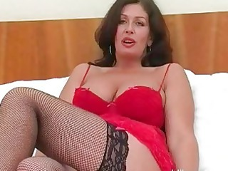 large breasted whore wife bangs dark hunk inside
