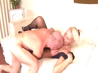 mature blonde toys herself and after that